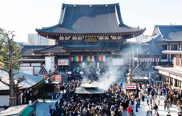 Image of Kawasaki Daishi Heikenji Temple