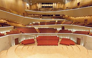 Image of MUZA Kawasaki Symphony Hall
