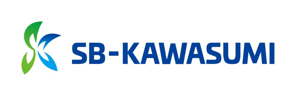 SBカワスミ株式会社ロゴマーク